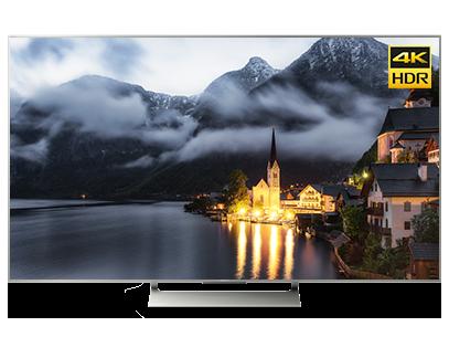 "Телевизор 65"" Sony KD-65XE9005 4K HDR Processor X1, TRILUMINOS, Android TV Черный со скидкой"