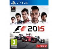 Игра для PS4 F1 2015, русская документация