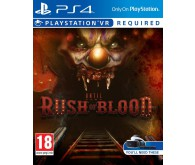 Игра для PS4 Until Dawn: Rush Of Blood, только для VR, русская версия