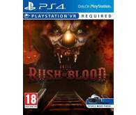 Игра для PS4 Until Dawn: Rush Of Blood, только для VR, русская версия