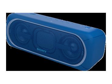 Портативная акустика Sony SRS-XB40 Синий со скидкой