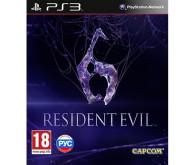 Игра для PS3 Resident Evil 6