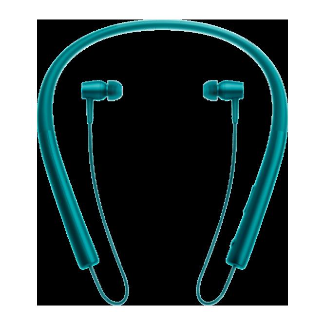 Беспроводные наушники-вкладыши Sony h.ear in Wireless Синий