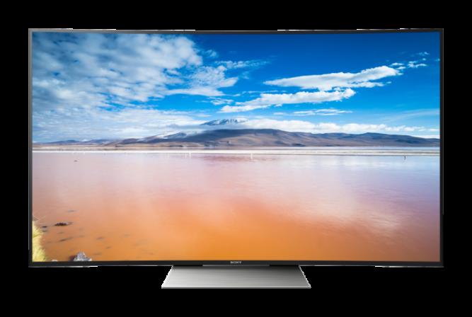 Телевизор KD-55SD8505BR2 Черный со скидкой