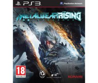 Игра PS3 Metal Gear Rising: Revengeance