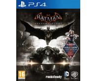 Игра для PS4 Batman: Рыцарь Аркхема, русские субтитры