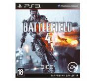 Игра для PS3 Battlefield 4, русская версия