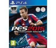 Игра для PS4 Pro Evolution Soccer 2015, русские субтитры
