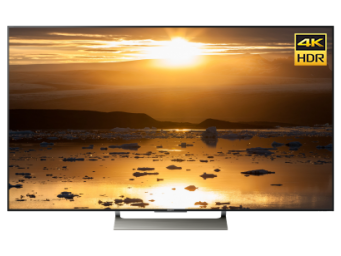 Телевизор 49″ Sony KD-49XE9005BR2 4K HDR Черный со скидкой