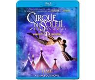 Фильм Cirque du Soleil: Сказочный мир 3D, Blu-ray