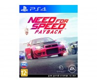 Игра для PS4 Need for Speed Payback, русская версия