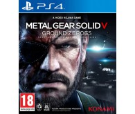 Игра PS4 Metal Gear Solid V: Ground Zero