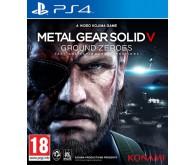 Игра PS4 Metal Gear Solid V: Ground Zero