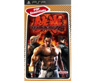Игра для PSP Tekken 6 (Essentials), русская версия