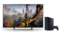 Sony рассказала о лучших 4K HDR-телевизорах для PlayStation 4 Pro