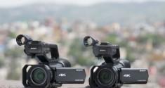 Sony выпустила первые видеокамеры с фазовой автофокусировкой