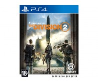 Игра для PS4 Tom Clancy's The Division 2, русская версия