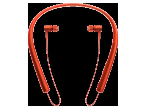 Беспроводные наушники-вкладыши Sony h.ear in Wireless Красный
