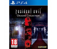 Игра для Sony PS4 Resident Evil Origins Collection, русская документация