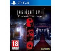 Игра для Sony PS4 Resident Evil Origins Collection, русская документация