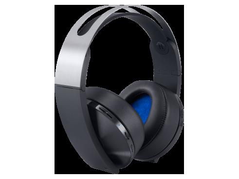 Беспроводная стереогарнитура Sony CECHYA-0090 7.1, 3D-аудио Черный со скидкой