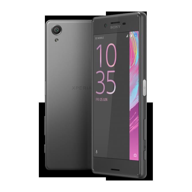 Смартфон Sony Xperia X Dual Графитовый черный со скидкой