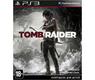 Игра PS3 Tomb Raider [PS3, русская версия]
