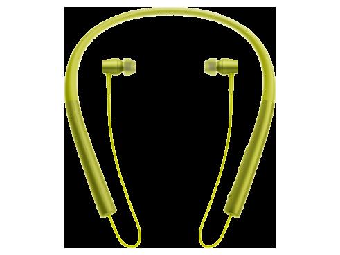 Беспроводные наушники-вкладыши Sony h.ear in Wireless Желтый