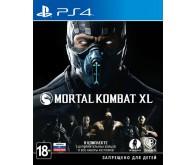Игра для PS4 Mortal Kombat XL, русские субтитры