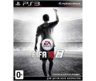 Игра для PS3 FIFA 16, русская версия