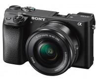 Цифровой фотоаппарат Sony Alpha A6300 Kit 16-50мм PZ
