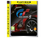 Игра для PS3 Gran Turismo 5 Platinum, русская версия