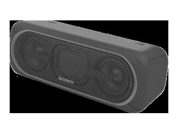 Портативная акустика Sony SRS-XB40 Черный со скидкой