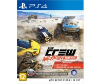 Игра для PS4 Crew. Wild Run Edition, русская версия