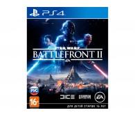Игра для PS4 Star Wars: Battlefront II русские субтитры
