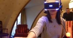 «ВКонтакте» погрузился в «Матрицу» с PlayStation VR