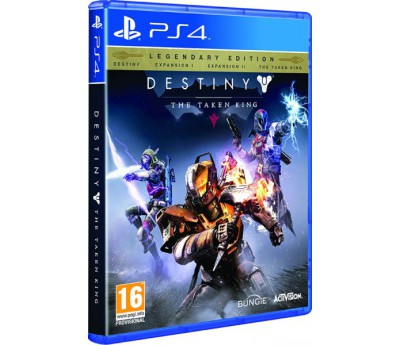 Игра для PS4 Destiny: The Taken King. Legendary Edition, английская версия – цена и описание