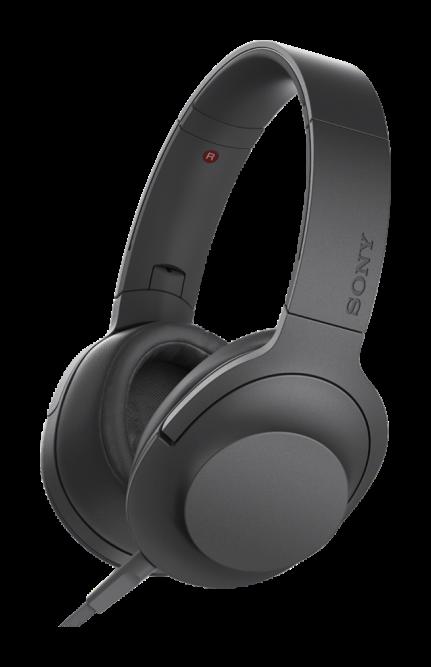 Наушники Sony h.ear on Черный со скидкой
