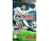Игра для PSP Pro Evolution Soccer 2013, русские субтитры, английская документация
