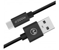 Дата-кабель MAXCO Lancer USB Type-C, 1,5 м