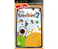 Игра для PSP Loco Roco 2 (Essentials), русская документация